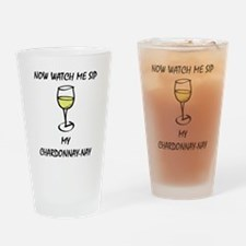 Sip Chardonnay Drinking Glass