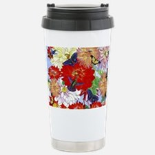 Hummingbirds, Butterfli Travel Mug