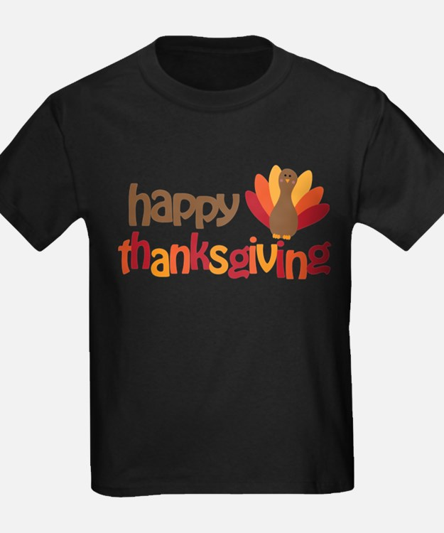 Cute My 1st turkey day T