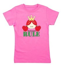 Cool Girls rule Girl's Tee