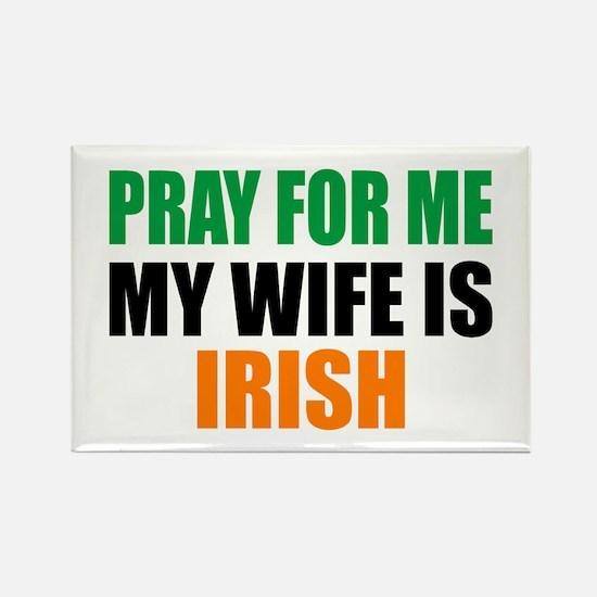 Cute Irish marriage Rectangle Magnet