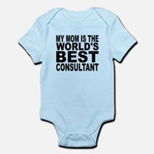 My Mom Is The Worlds Best Consultant Body Suit