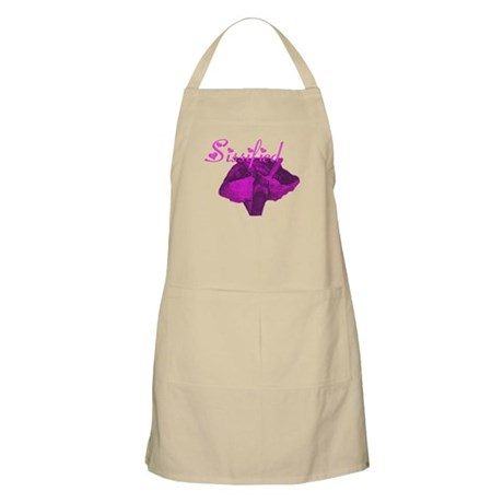sissified BBQ Apron