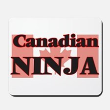 Canadian Ninja Mousepad
