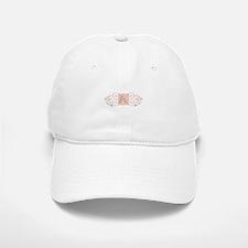 Monogram K Baseball Baseball Cap
