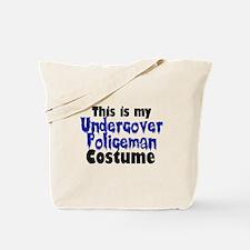 Unique Police costume Tote Bag