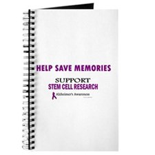 Help Save Memories Journal