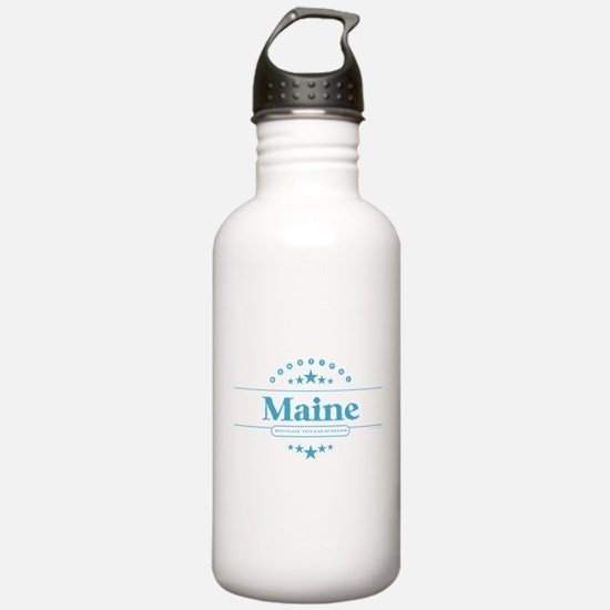 Maine Water Bottle