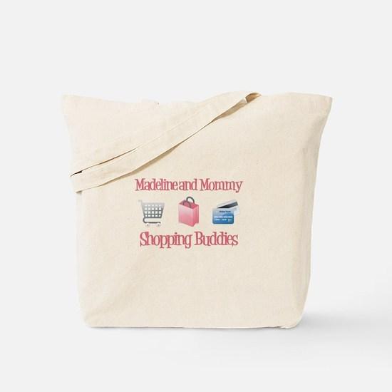 Madeline - Shopping Buddies Tote Bag