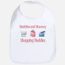 Madeline - Shopping Buddies Bib