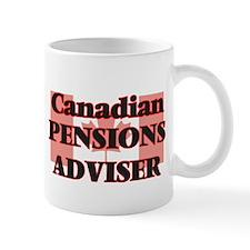 Canadian Pensions Adviser Mugs