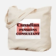 Canadian Pensions Consultant Tote Bag