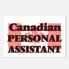 Canadian Personal Assista Postcards (Package of 8)
