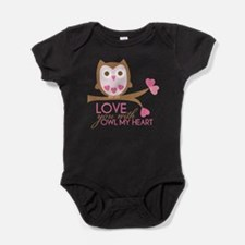 Cute Cupid Baby Bodysuit