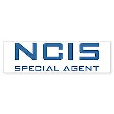NCIS SPECIAL AGENT Bumper Bumper Bumper Sticker