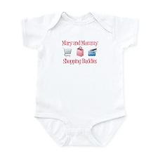 Mary - Shopping Buddies Infant Bodysuit