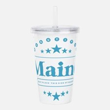 Maine Acrylic Double-wall Tumbler