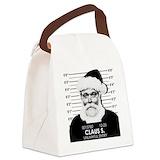 Jail Canvas Lunch Bag