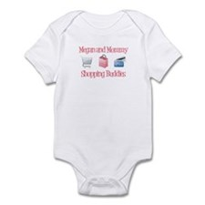 Megan - Shopping Buddies Infant Bodysuit