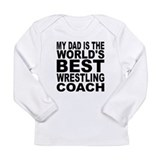Wrestling Long Sleeve T Shirts