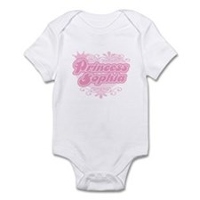 """Princess Sophia"" Infant Bodysuit"