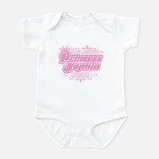 """""""Princess Sophia"""" Infant Bodysuit"""