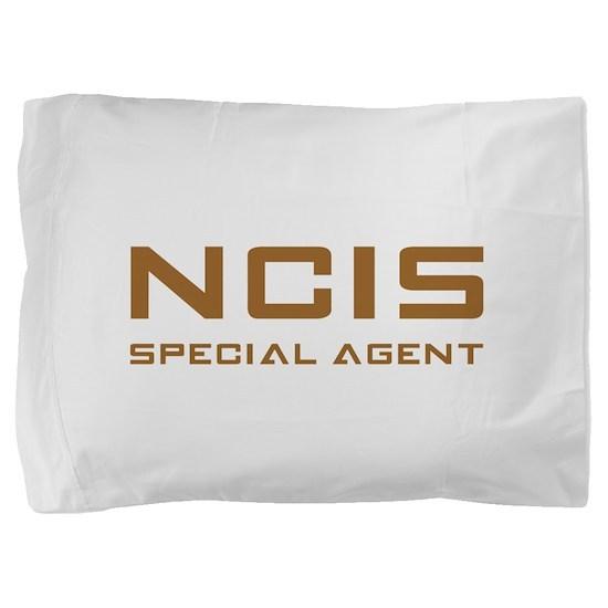 NCIS SPECIAL AGENT Pillow Sham