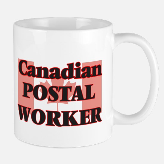 Canadian Postal Worker Mugs
