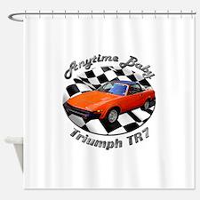 Triumph TR7 Shower Curtain