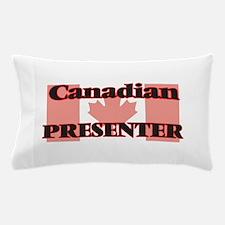 Canadian Presenter Pillow Case