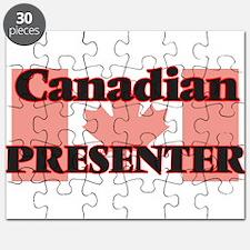 Canadian Presenter Puzzle