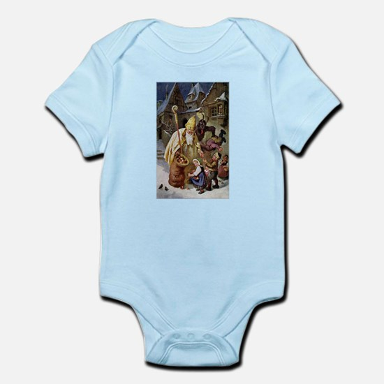 Krampus 005 Infant Bodysuit