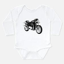 Cute Triumph Long Sleeve Infant Bodysuit