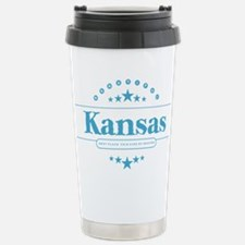 Kansas Stainless Steel Travel Mug