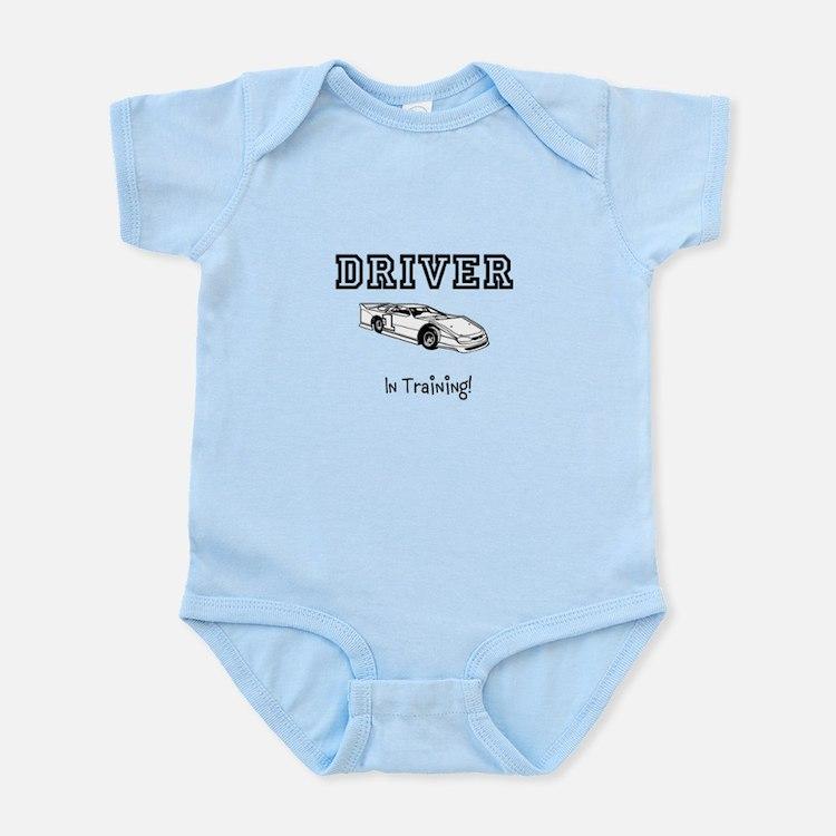 Cute Dirt racing Infant Bodysuit