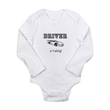 Unique World of outlaws Long Sleeve Infant Bodysuit