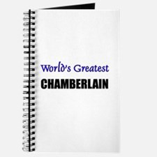 Worlds Greatest CHAMBERLAIN Journal
