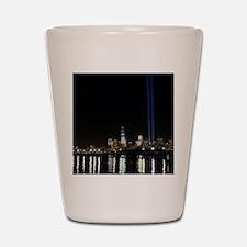 MANHATTAN 1 Shot Glass