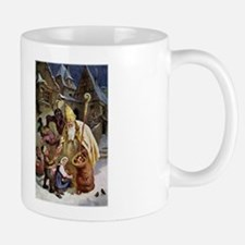 Krampus 005 Mug Mugs