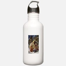 Krampus 005 Water Bottle