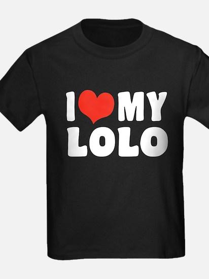 I Love My Lolo T