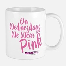 Mean Girls - Wednesdays Wear Pink Mug