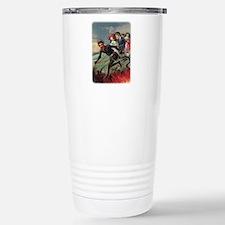 Krampus 009 Stainless Steel Travel Mug