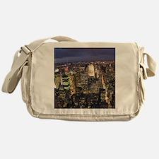 NEW YORK 1 Messenger Bag
