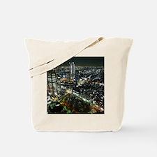 TOKYO NIGHT Tote Bag