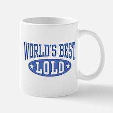 World's Best Lolo Mug