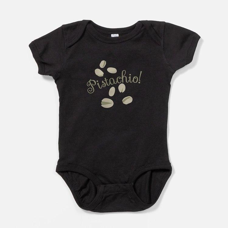 Cute Vera Baby Bodysuit