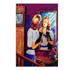 Mirror Postcards (Package of 8)