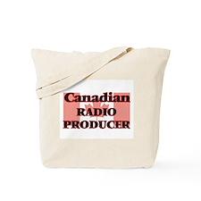 Canadian Radio Producer Tote Bag