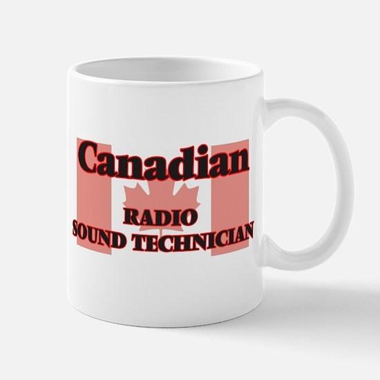Canadian Radio Sound Technician Mugs